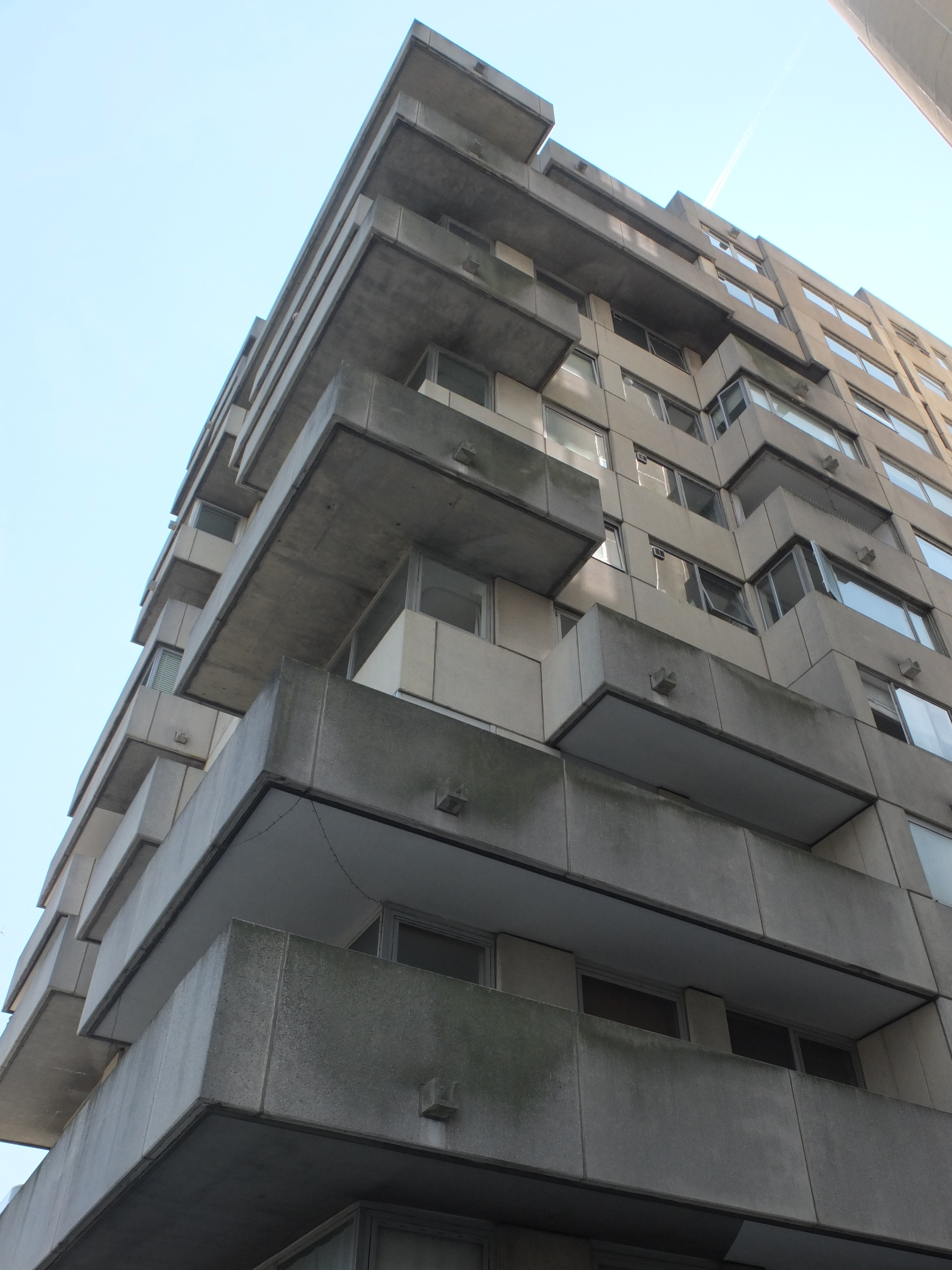 Brutalist architecture southbank in summer ellienorthway for Local residential architects near me